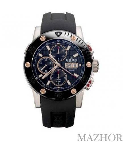 Часы EDOX Class 1 Titanium 01107 TINR NIR - Фото №1