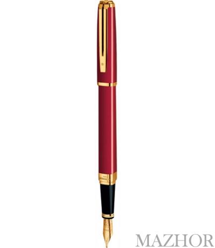 Ручка перьевая Waterman Slim Red GT 11 031 - Фото №1
