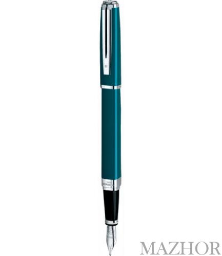 Ручка перьевая Waterman Slim Green ST 11 032 - Фото №1