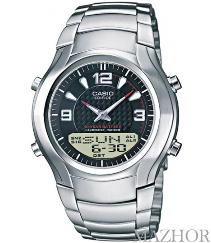 Часы Casio Edifice EFA-112D-1AVEF - Фото №1