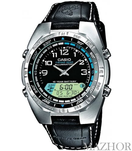 Часы Casio Hunting and Fishing AMW-700B-1AVEF - Фото №1