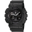 ������ � ����� ������� ���� Casio G-Shock GA-100-1A1ER