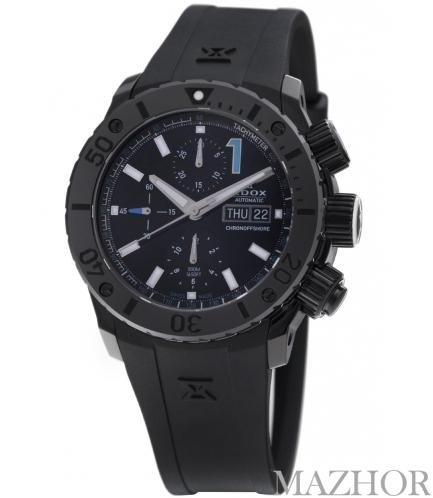 Мужские часы EDOX Class 1 01111 37N NIN - Фото №1
