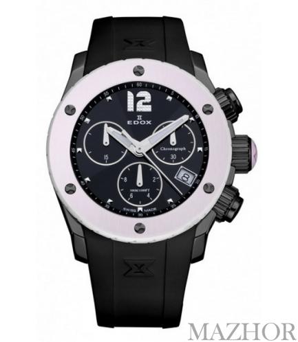Женские часы EDOX Class 1 10403 37NR NIN - Фото №1