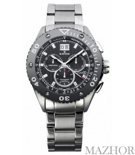 Мужские часы EDOX Class 1 10017 3 NIN - Фото №1