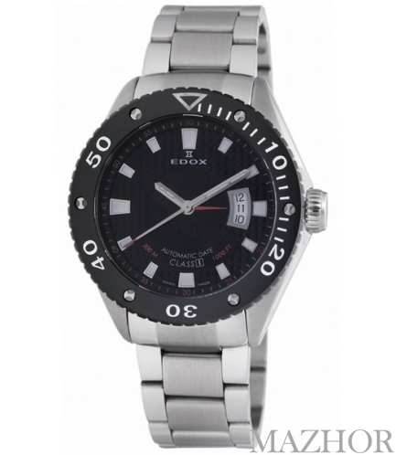 Мужские часы EDOX Class 1 80079 3 NIN - Фото №1