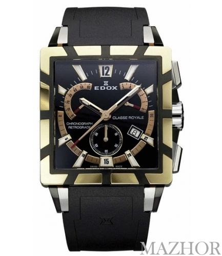 Мужские часы Edox 01504 357RN NIR - Фото №1
