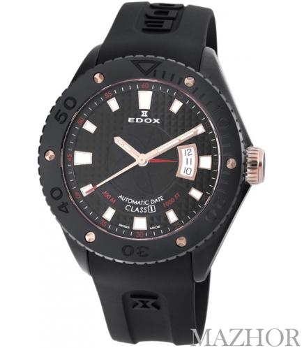 Мужские часы Edox Class 1 80078 357 RN NIR - Фото №1