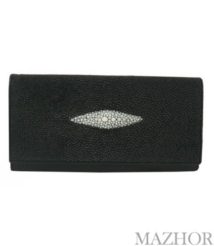 Женский кожаный кошелёк Wanlima W50043060 - Фото №1