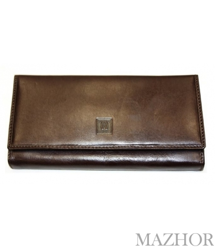 Женский кожаный кошелёк Wanlima W500432705 - Фото №1