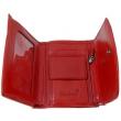 Женский кожаный кошелёк Wanlima W500432714-red - Фото №3