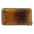Женский кожаный кошелёк-клатч Wanlima W82022340003 - Фото №3