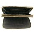 Женский кожаный кошелёк-клатч Wanlima W82022340003 - Фото №4