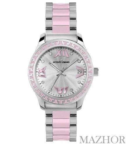 Женские часы Jacques Lemans 1-1627ZL