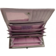 Женский кошелек Wanlima W110447400131-violet - Фото №3
