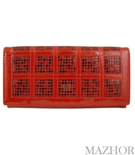 Женский кошелек Wanlima W110447400142-red - Фото №1