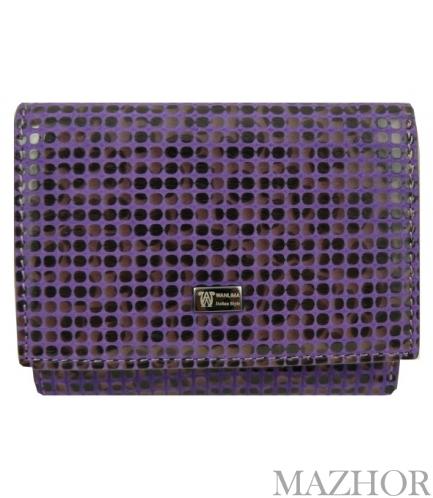 Женский кошелек Wanlima W110447400151-violet - Фото №1
