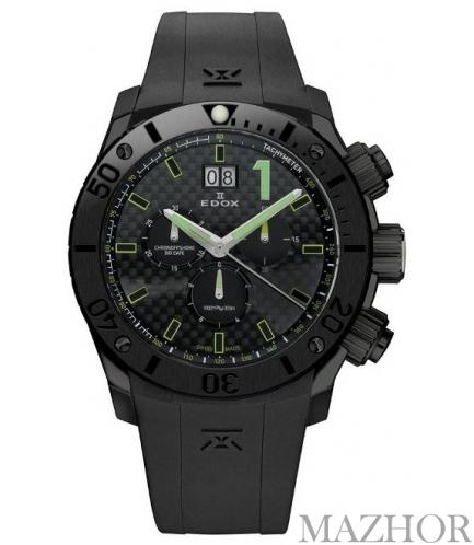 Мужские часы Edox Class 1 10020 37N NV - Фото №1