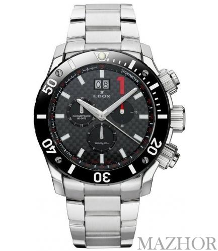 Мужские часы Edox Class 1 10021 3 NIN - Фото №1