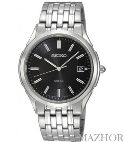 Мужские часы Seiko Solar SNE127P1 - Фото №1