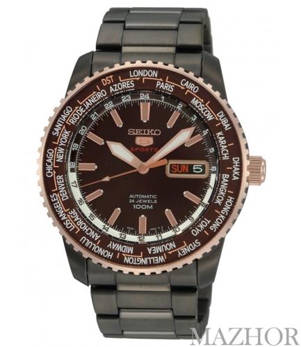 Мужские часы Seiko Automatic SRP132K1 - Фото №1