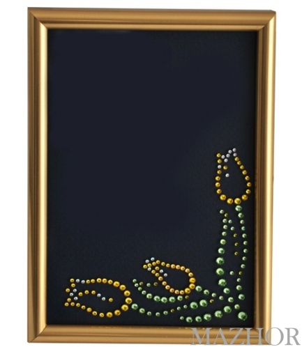 Фоторамка с кристаллами Swarovski EL-10100 - Фото №1