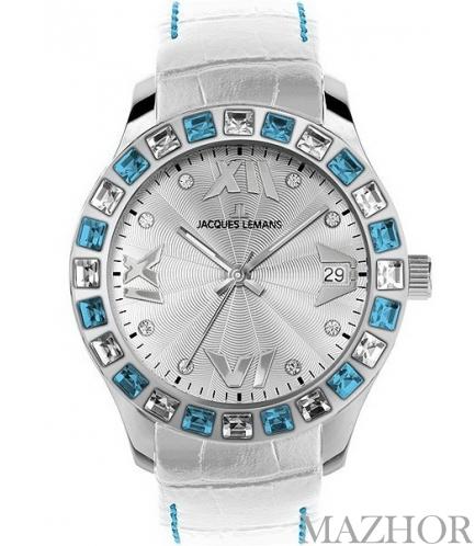 Женские часы Jacques Lemans La Passion 1-1571ZE - Фото №1