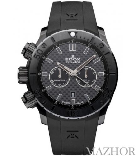 Мужские часы Edox 10304 37N2 GIN - Фото №1