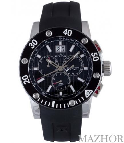 Мужские часы Edox 10014 3NC NIN - Фото №1