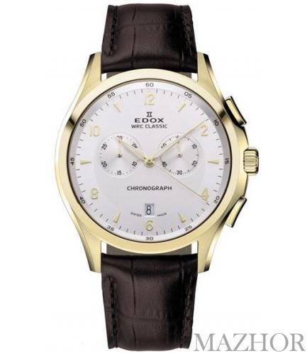 Мужские часы Edox 10101 37J AID - Фото №1