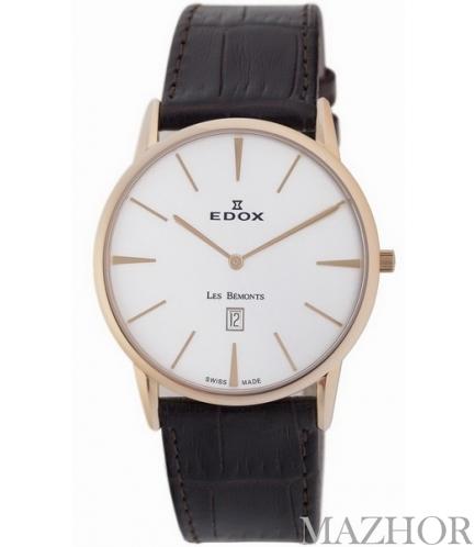 Мужские часы Edox 26023 37R AIR - Фото №1