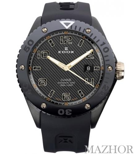 Мужские часы Edox 80078 357RN NIR2 - Фото №1