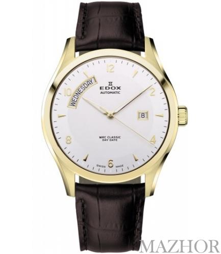 Мужские часы Edox 83012 37J AID - Фото №1