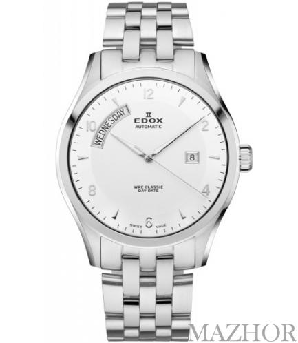 Мужские часы Edox 83013 3 AIN - Фото №1