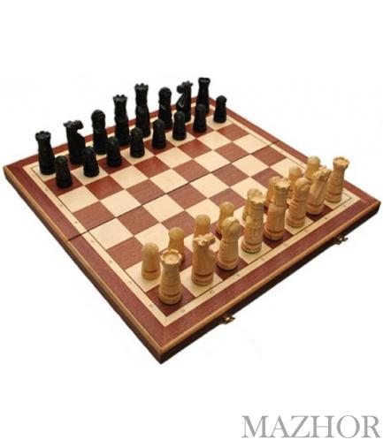 Шахматы Large Castle Intarsia 310605 - Фото №1