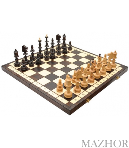 Шахматы Old Polish 3120 - Фото №1