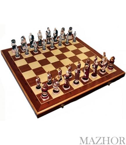 Шахматы Spartakus 3156 - Фото №1
