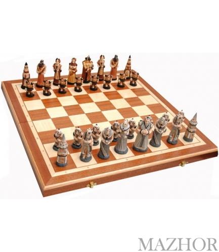 Шахматы Fantazy Intarsia 3159 - Фото №1