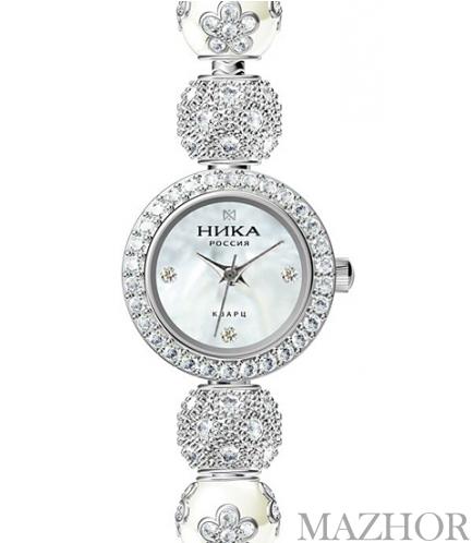 2eea2c436aaf Ника 9025.2.9.W.36 цена, купить в кредит. Женские часы Ника Caramel ...