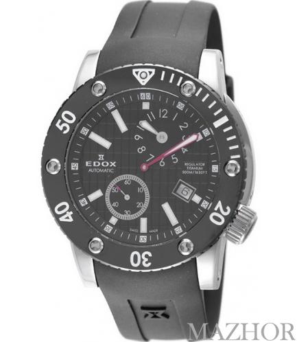 Мужские часы Edox 77001 TINR NIO - Фото №1