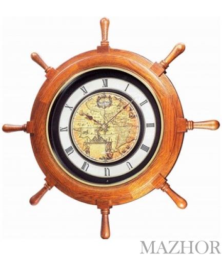 Настенные часы Rhythm 4MH817WD06 - Фото №1
