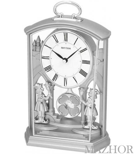 Настольные часы Rhythm 4RP796WR19 - Фото №1
