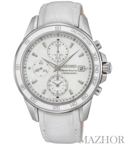 Женские часы Seiko Sportura Chronograph SNDX99P1 - Фото №1