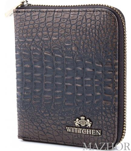 Кошелек Wittchen Croco 15-1-401-4 - Фото №1
