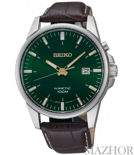 Мужские часы Seiko Classic Kinetic SKA533P1 - Фото №1