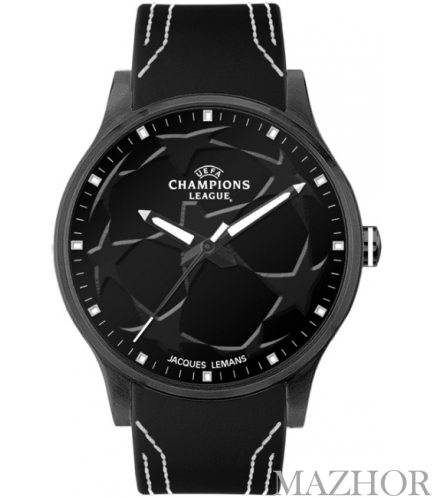 Мужские часы Jacques Lemans UEFA U-38G - Фото №1