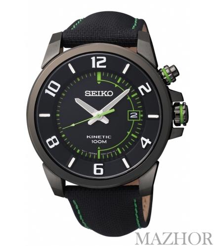 Мужские часы Seiko Classic Kinetic SKA557P1 - Фото №1