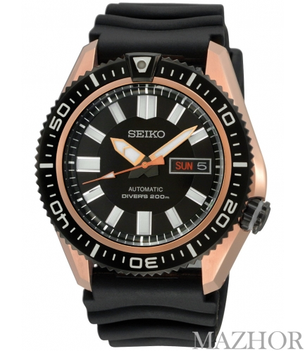 Мужские часы Seiko Superior Divers Automatic SKZ330K1 - Фото №1