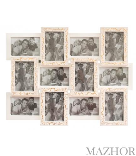Мультирамка «Ампир» на 12 фотографий А-12 - Фото №1