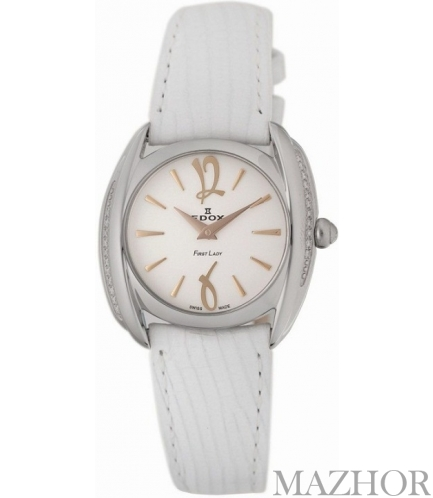 Женские часы Edox 1165 21230 3D AIR - Фото №1